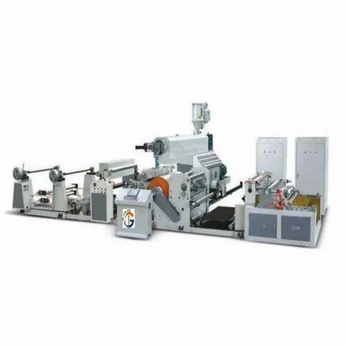 Extrusion Coating Lamination Machine