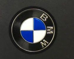 Chrome 3D Printing Car Sticker Logo