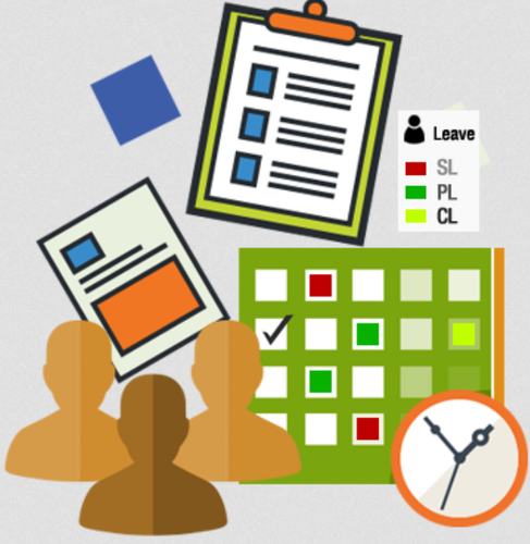 Attendance And Leave Management System Service - V2 Web Private
