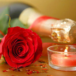 Rose Candle Fragrance