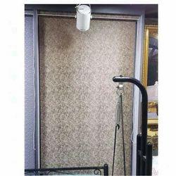 PVC Door Roman Blind