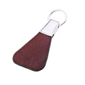 NDM Brown Leather  Keyring