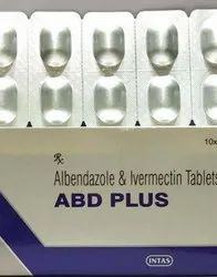 Albendazole 400mg Ivermectin 6 Mg Tablet