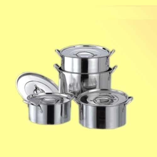 Royal Stock Pot Set, For Hotel/restaurant