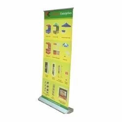 Single Sided Roll Up Stand