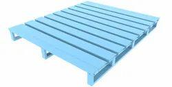 Steel Pallet - Light Duty - Corrugated Top