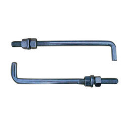 L Foundation Bolt, Packaging Type: Loose