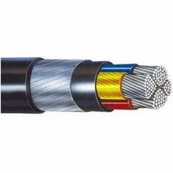Black RR Kabel Armoured Cable