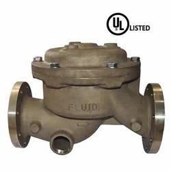 Deluge Valve - Nickel Aluminium Bronze For Corrosive Environments - UL Listed