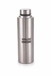 Nirlon Stainless Steel Freezer Bottle 800 Ml - Aqua
