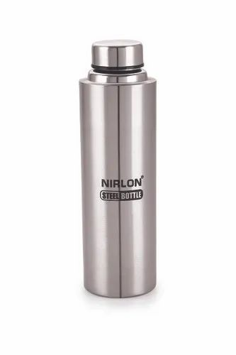 Nirlon Stainless Steel Freezer Bottle 800 Ml - Aqua