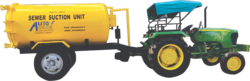 Tractor Mounted Sewer Suction Unit