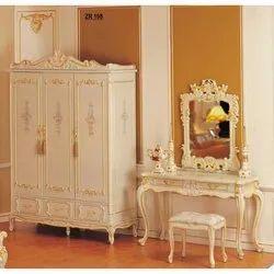 SH Wooden Almirah, For Indoor