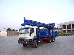 Direct Circulation Rotary Truck Mounted Drilling Rig Only Mounting