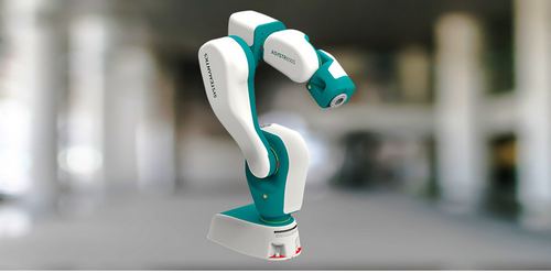 Asystr 600 - View Specifications & Details of Robotic Arm by