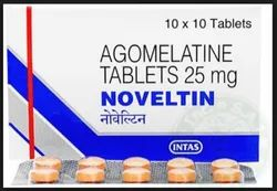 Agomelatine Tablets 25 mg