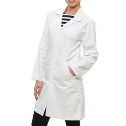 Poly Cotton And Cotton Lab Coat