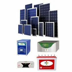 Solar PWM Offgrid Solution