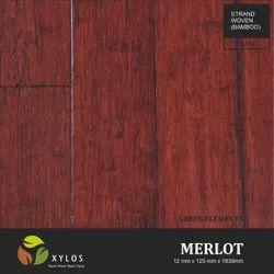 Merlot Bamboo Flooring