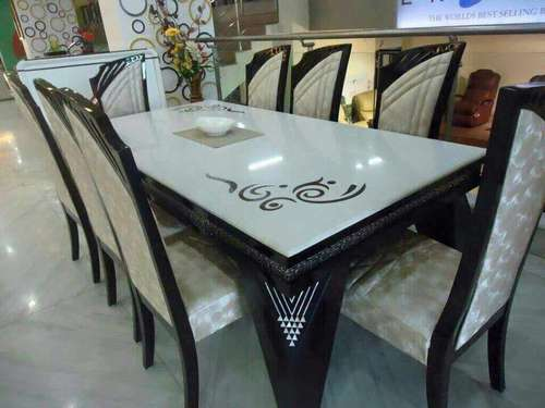8 Seater Wooden Dining Table Set Rs 55000 Piece Royal Furniture Decorators Id 19828139955