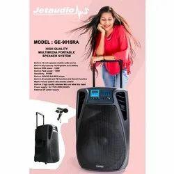 Jet Audio Multimedia Portable Speaker