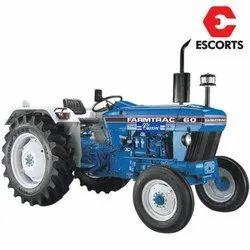 Farmtrac 60 Classic, 50 hp Tractor, 1500 kg