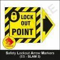 Safety Lockout Marking