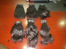 100% Virigin Indian Human Short Wavy Hair King Review