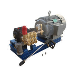 High Pressure Water Jetting Machine