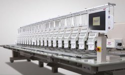 swf Multi Heads Automatic Embroidery Machines