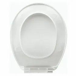SIAMP White Premium Toilet Seat Cover