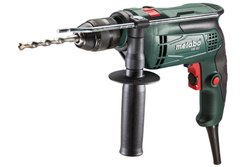 Metabo Impact Drill, SBE 601,600 W, 0-2800 RPM, 1.5-13 mm
