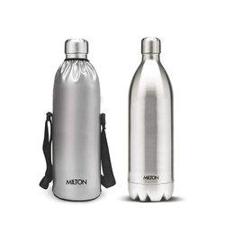 Stainless-Steel Water Bottle, 750ml