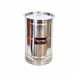 30 Litre Stainless Steel Pawali