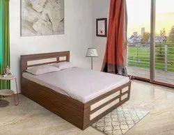 Wooden Modern Bold Bella Harmony Plus King Bed