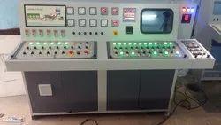 Asphalt Drum Mix Plant Control Panel And Wet Mix Combind