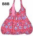 10 Cotton Hand Printed Shoulder Bags Lot India B8B