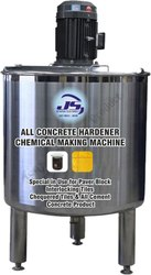 Concrete Hardener Chemical Making Machine