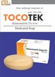 TOCOtek Soap Ketoconazole 2%