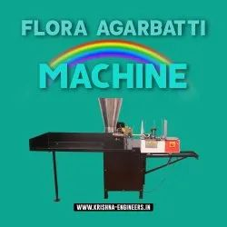 Fully Automatic Flora Agarbatti Making Machine