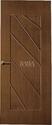 ABS Brown Color Swing Door KSD410