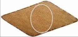 Mystique Beige Jacquard Doormats