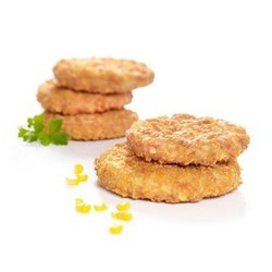 FFJ Continental Chicken Burger Patty, Packaging Type: Handpacked, Packaging Size: 4 Inch
