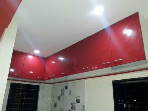 Cherry Wooden Kitchen Cabinets, Cherry And White Kitchen Cabinets