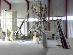 Mineral Processing Plant, Capacity: 0.5-2 Tons/Hour