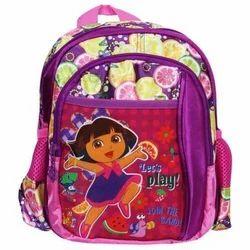 Polyester Kids School Bag