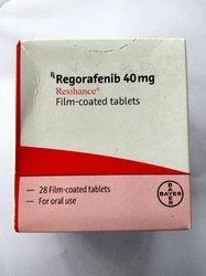 Regorafenib 40 mg Tablets, Prescription, Treatment: Cancer Of Colon And Rectum
