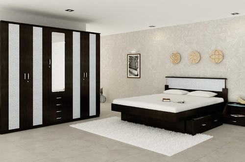 Fusion Sparkle Bedroom Set