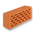 Perforated Clay Bricks