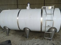 SS Milk Storage Tanks